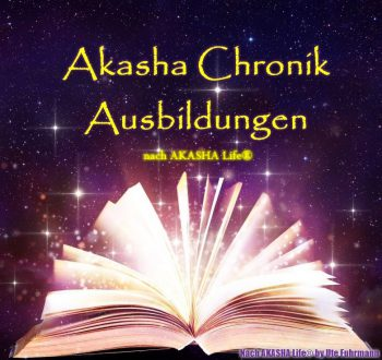 Akasha Chronik Ausbildung